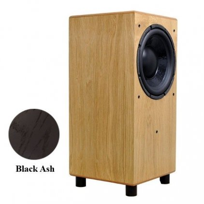 MJ Acoustics Pro 100 Mk II black ash