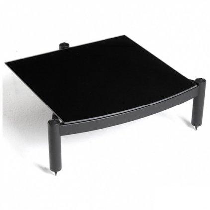 Модульная подставка Atacama Equinox RS Single Shelf Module Hi-Fi - 195mm black/piano black (полка)