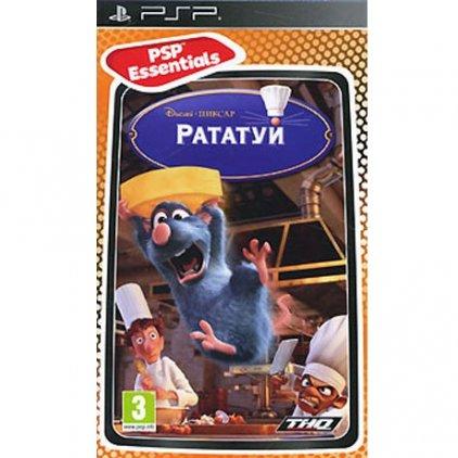 Игра для PSP Рататуй (Essentials) (русская версия)