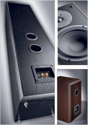 Напольная акустика Magnat MS 2002 black