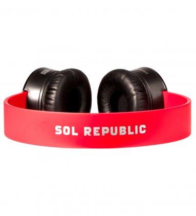 Sol Republic TRACKS MFI RED (1211-03)