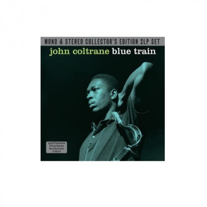 John Coltrane BLUE TRAIN MONO & STEREO (180 Gram/Remastered/W570)