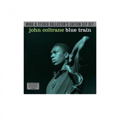 Виниловая пластинка John Coltrane BLUE TRAIN MONO & STEREO (180 Gram/Remastered/W570)