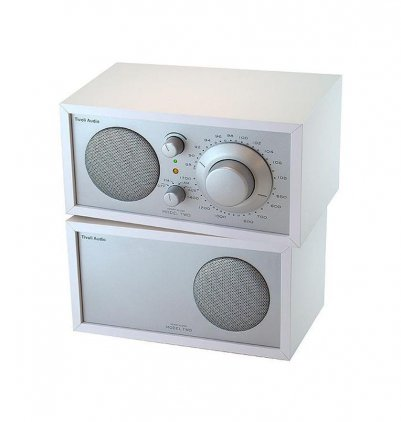 Tivoli Audio Model Two white/silver (M2WHT)