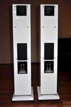 Напольная акустика Elac FS 249.2 high gloss white