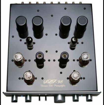 Предусилитель (стерео) Cary Audio SLP 98P