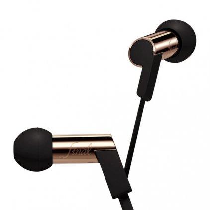 Final Audio Design Heaven VI chrome copper
