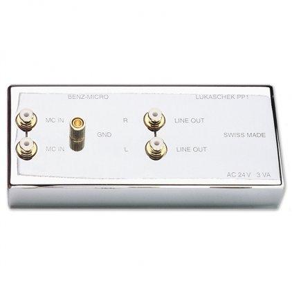 Фонокорректор Benz-Micro Lukaschek PP1