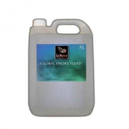 LE MAITRE GLOBAL SMOKE  FLUID 5 LTR