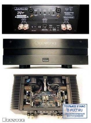 Усилитель звука Bryston 14B-SST-2 17 black