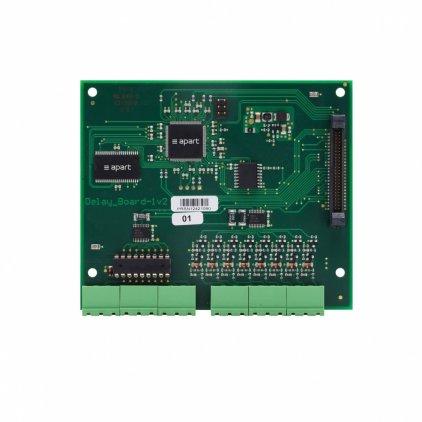 """APart AC12.8FP Модуль расширения для AUDIOCONTROL12.8, тип разъема - """"euroblock"""""""