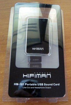 ЦАП HiFiMAN HM-101