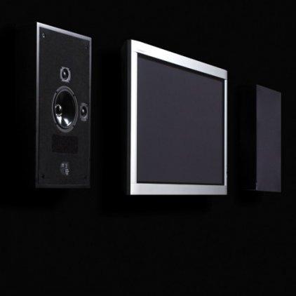 Настенная акустика PMC Wafer 2 black
