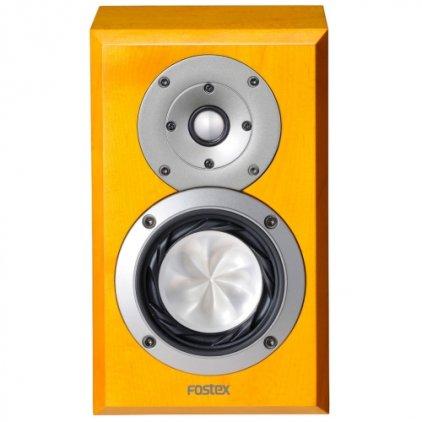 Полочная акустика Fostex GX100MA honey yellow