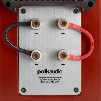 Акустическая система Polk Audio LSiM 703 midnight Blk (mahogany)