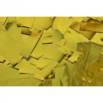 SFAT Confetti RECTANGULAR 50x20 mm Gold - 10 kg