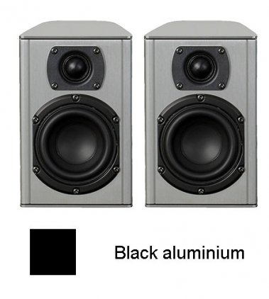 Piega Smart 1 AB black alu/black