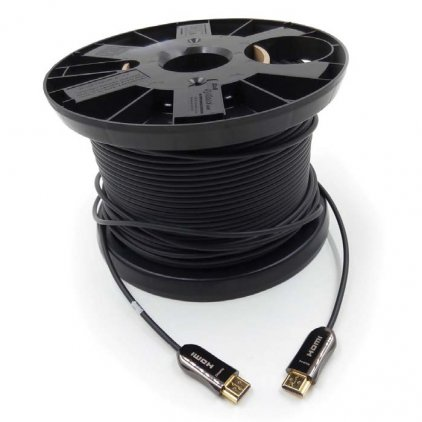 In-Akustik Exzellenz HDMI 2.0 OPTICAL FIBER CABLE, 15.0 m, 009241015