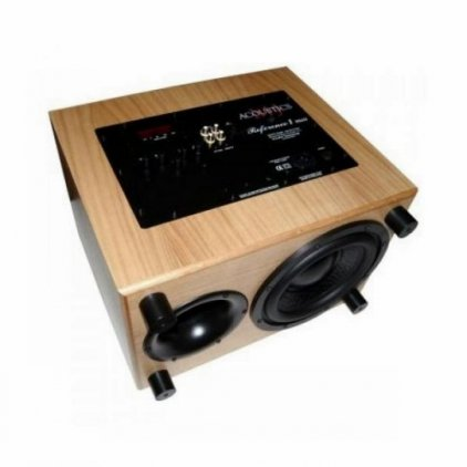 Сабвуфер MJ Acoustics Ref 1 Mk III walnut