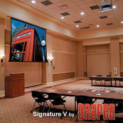 "Draper Signature/V NTSC (3:4) 508/200"" 300*401 XT1000V (М1300) ebd 12"""