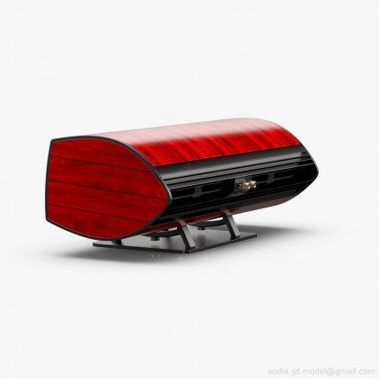 Акустика центрального канала Sonus Faber Vox Tradition red