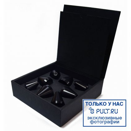 Cold Ray Ceramic black (комплект 3 шт.)