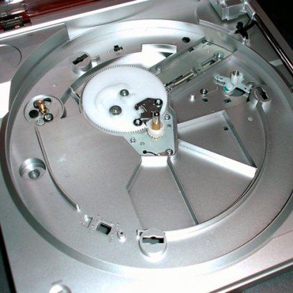 Denon DP-29F premium silver