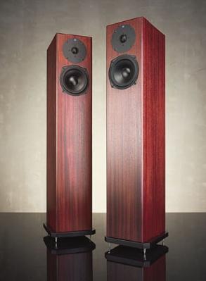 Totem Acoustic Sttaf mahogany