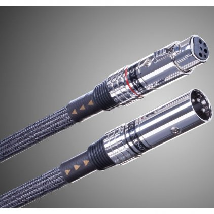 Кабель  межблочный аудио Tchernov Cable Ultimate IC XLR 0.62m
