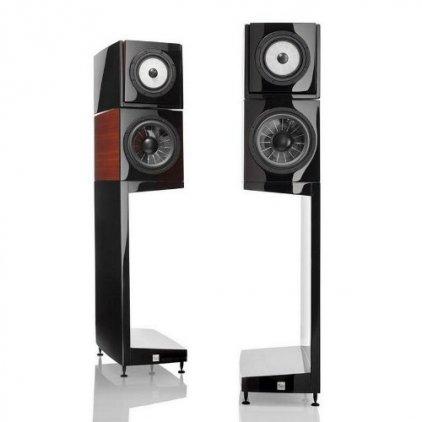 Стойка для колонок Vienna Acoustics Kiss Stand (высота 73 см) piano black