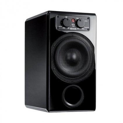 Сабвуфер Adam Audio Sub7 black gloss