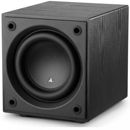 JL Audio Dominion d110 Black Ash
