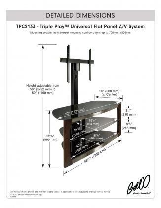 Подставка Bello TPC-2133