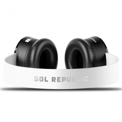 Наушники Sol Republic TRACKS MFI WHITE (1211-02)