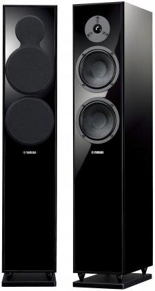 Напольная акустика Yamaha NS-F150 piano black
