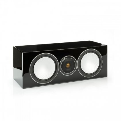 Центральный канал Monitor Audio Silver Centre black gloss