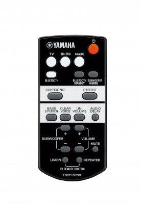 Звуковой проектор Yamaha YAS-203 black