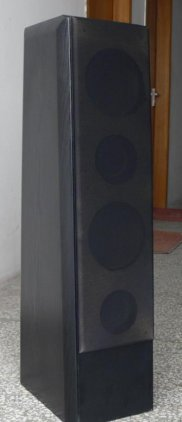 Dynavox MS-2626 black