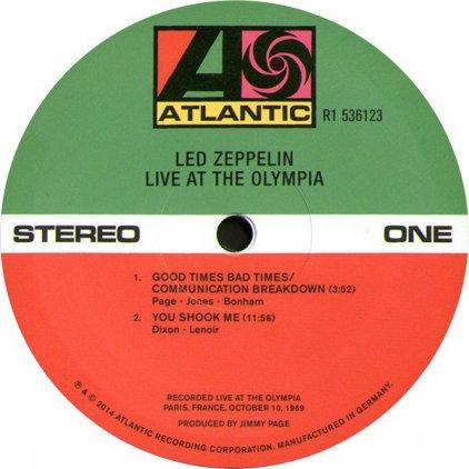 Виниловая пластинка Led Zeppelin LED ZEPPELIN (Super Deluxe Edition Box set/Remastered/2CD+3LP/180 Gram/Hardbound 72-page book)