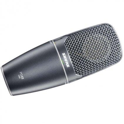Микрофон Shure PG42USB (вокальный)