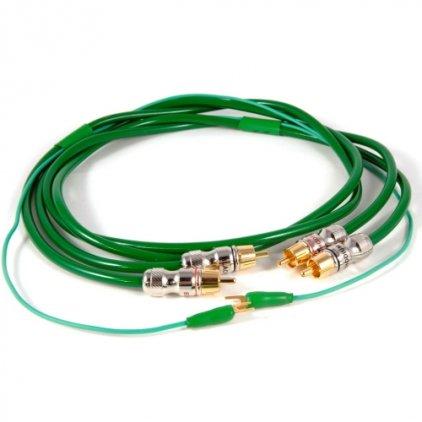 Кабель межблочный аудио Black Rhodium Prelude Tone Arm Cable 1.0m