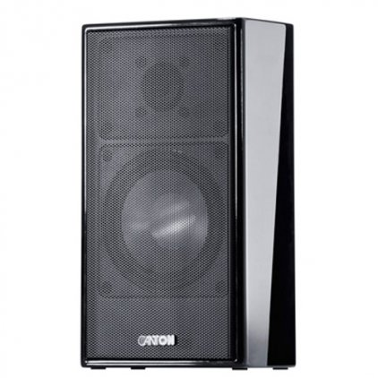 Canton CD 310 white high gloss (пара)