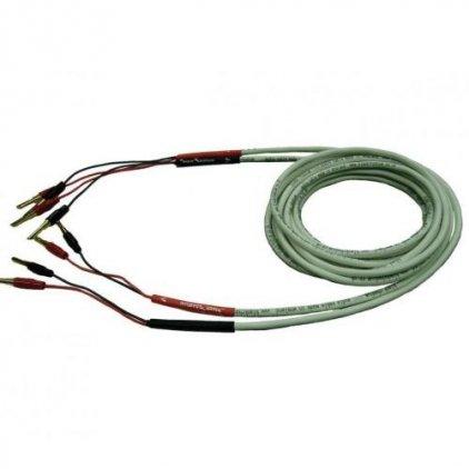 Акустический кабель Black Rhodium Rumba 2.0m banan white
