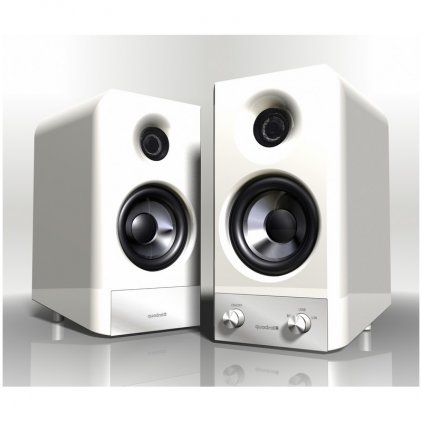 Quadral Rondo aktiv white high gloss