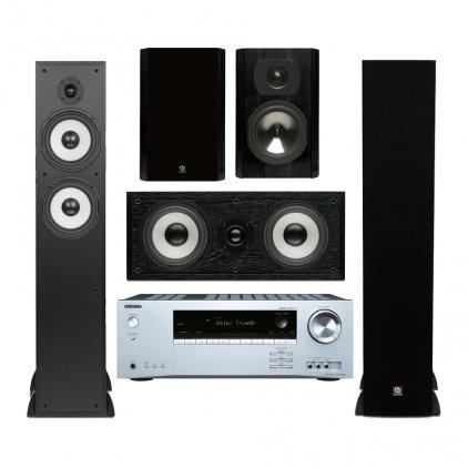 PULT.RU №55 (Onkyo + Boston Acoustics)