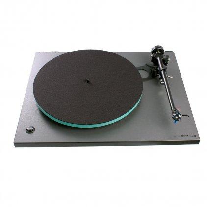 Проигрыватель винила Rega RP3 (ELYS-2) titan (В комплекте: тонарм RB-303, звукосниматель ELYS-2)