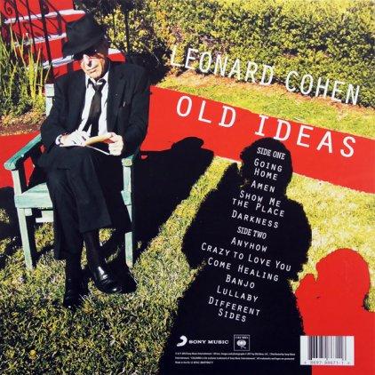 Leonard Cohen OLD IDEAS (LP+CD)
