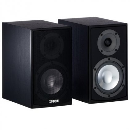 Canton GLE 420.2 black (пара)