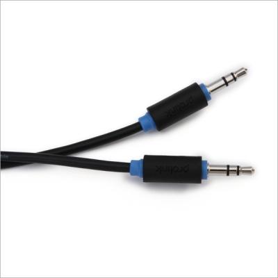 Кабель межблочный Prolink PB105-0050 (3.5Jack - 3.5Jack (M-M), стерео-аудио, 0,5м)