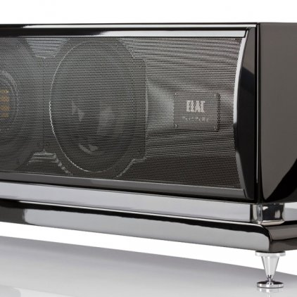 Elac CC 501 VX-JET high gloss walnut